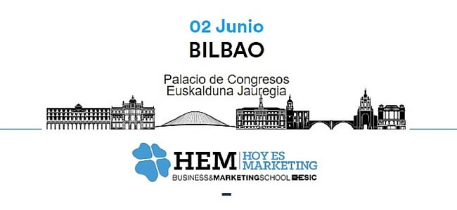 Hoy Es Marketing Bilbao: Evento del Sector de Marketing y la Empresa