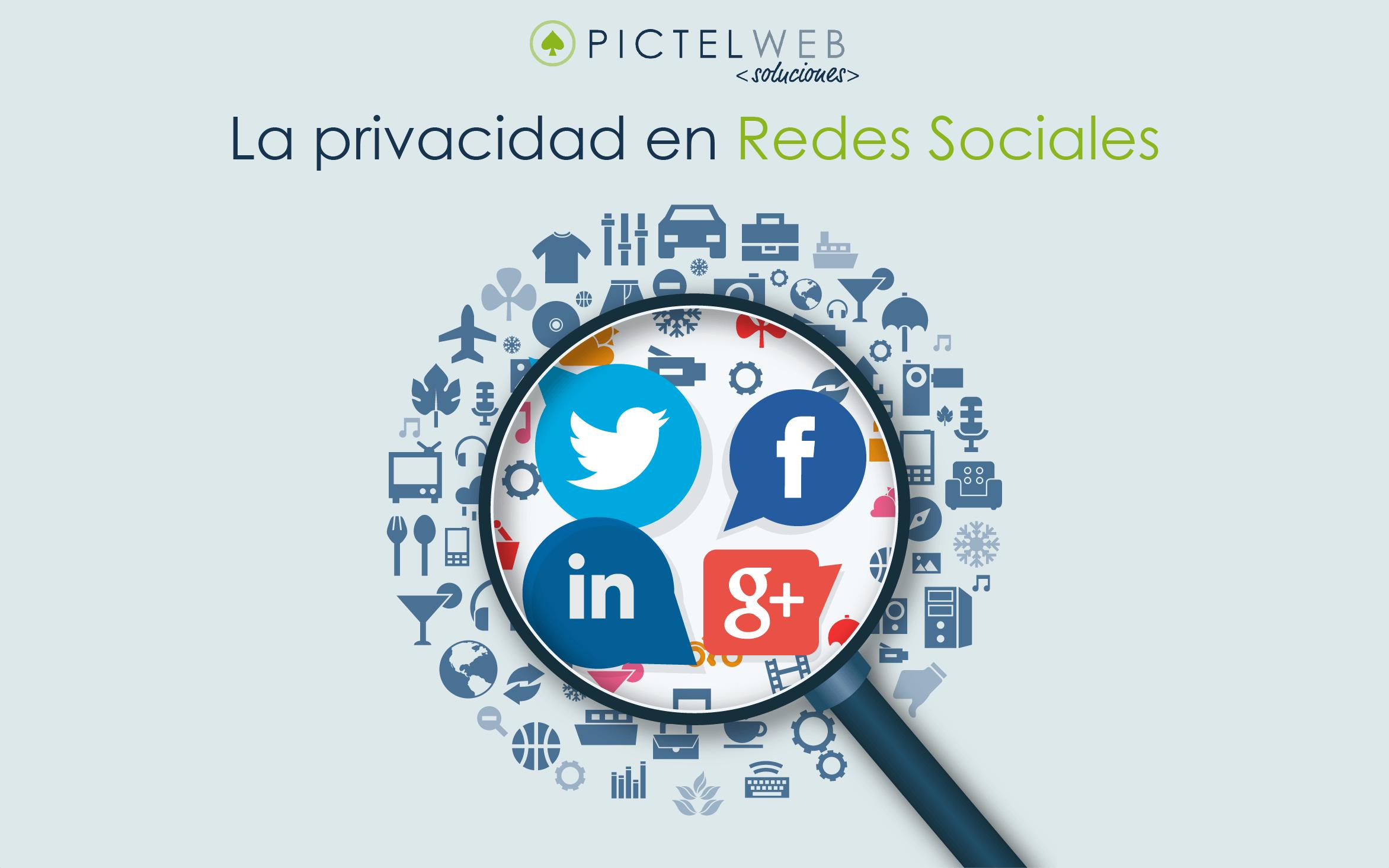 La privacidad en Redes Sociales