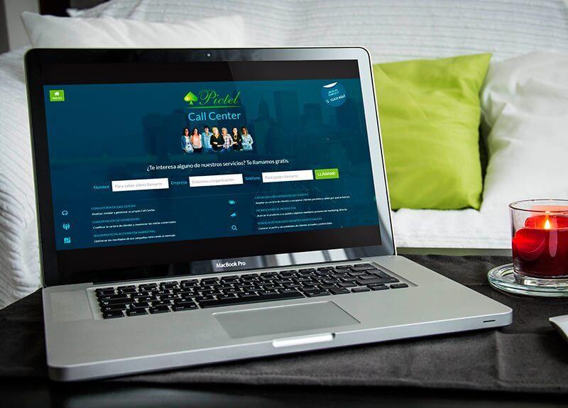 Pictel: Telecomunicaciones, Distribuidor Oficial Movistar