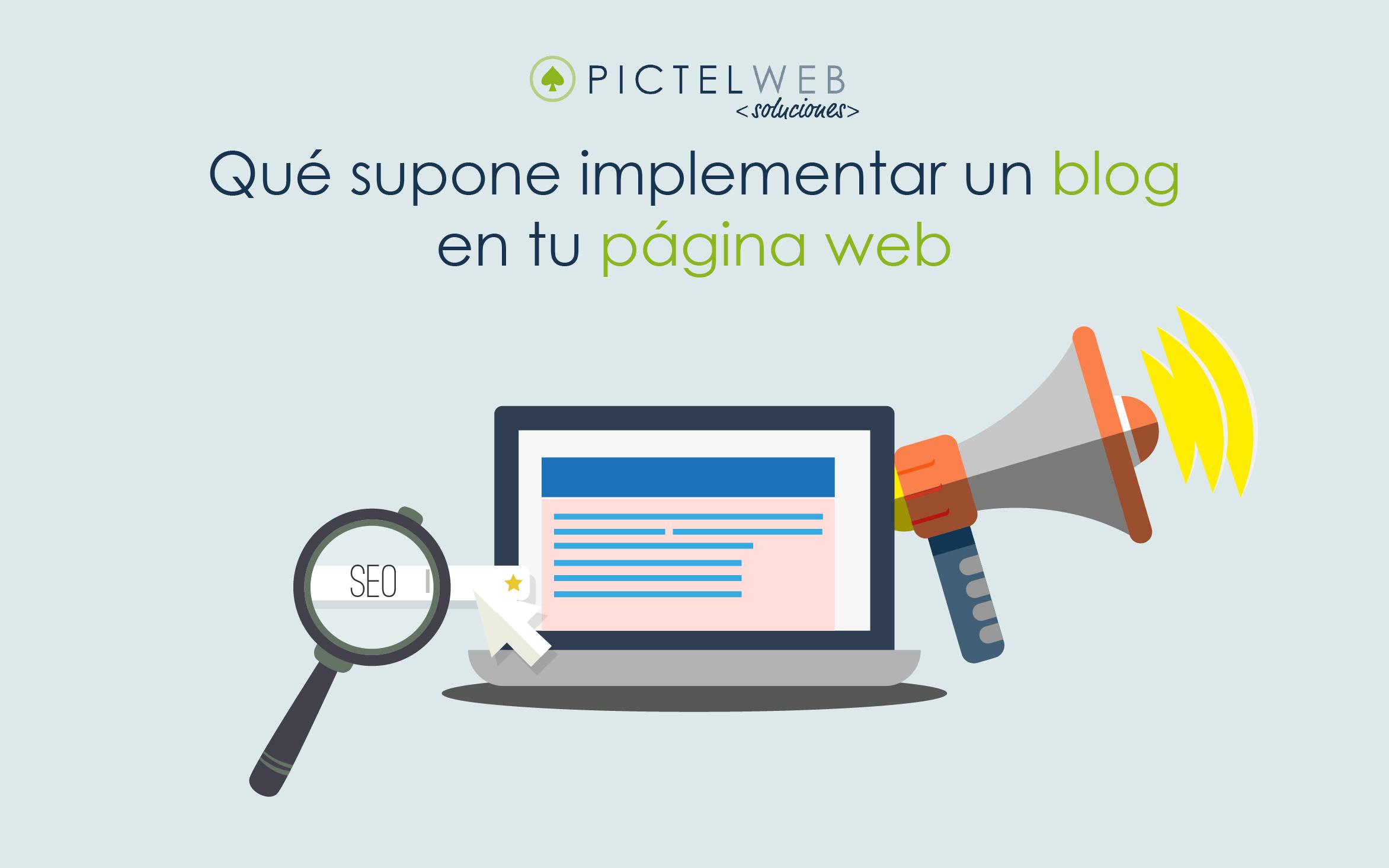 [Vídeo] ¿Qué supone un blog para la página web de tu negocio?