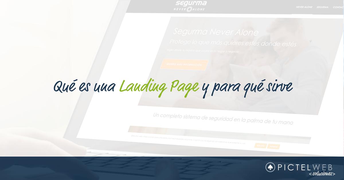 Qué es una Landing Page y para qué sirve